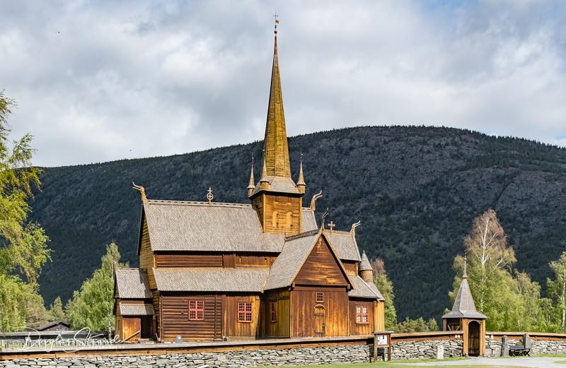 Stave Church, built around 1150
