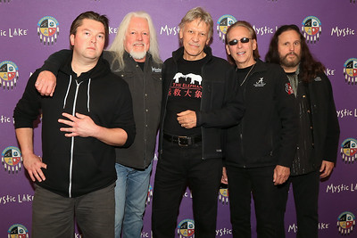 Steppenwolf M&G (Mystic 2018)