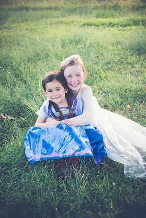 Frazier & Webb Princesses - 9.2014