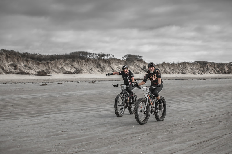 Mr & Mrs Fat bike...
