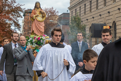 Christ the King Procession