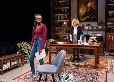 THE NICETIES (Milwaukee Repertory Theatre)
