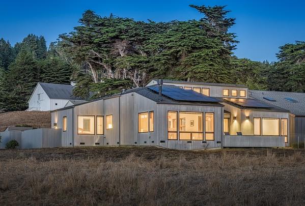 White Barn, Sea Ranch, California