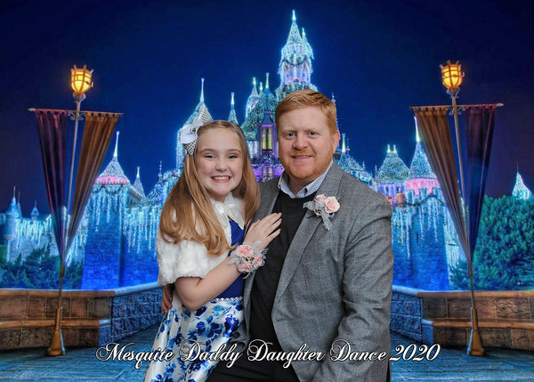 Mesquite Daddy Daughter Dance 2020