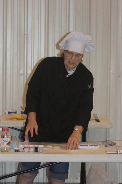Mid-Week Adventures - Cake Decorating -  6-8-2011 045.JPG