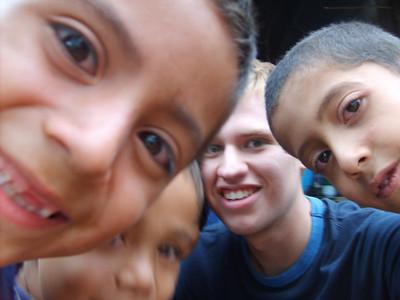 El Salvador 2007, March 3-11