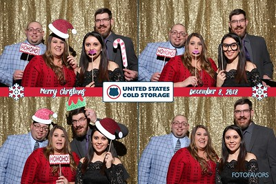 US Cold Storage Holiday Party 2018