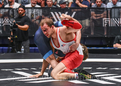 Logan Stieber vs. Joey McKenna