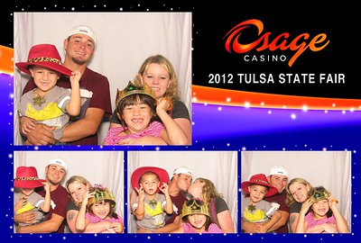 Osage Casino Tulsa State Fair 2012 Week 1