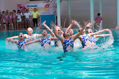 Synchronized Swimming - 韻律泳