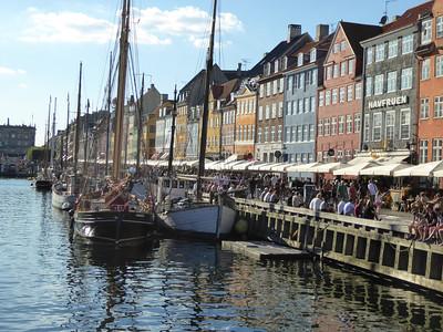 Köpenhamn med Aruba-gäng