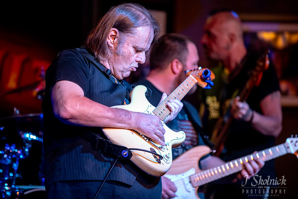 Walter Trout at Biscuit 2nd night 2.24.19