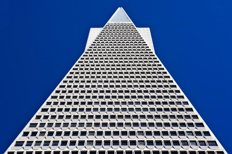 San Francisco, CA-the Transamerican Pyramid