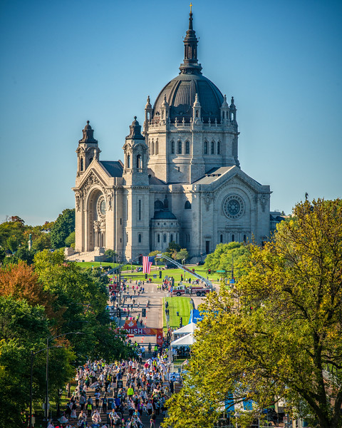TC Marathon St. Paul Cathedral