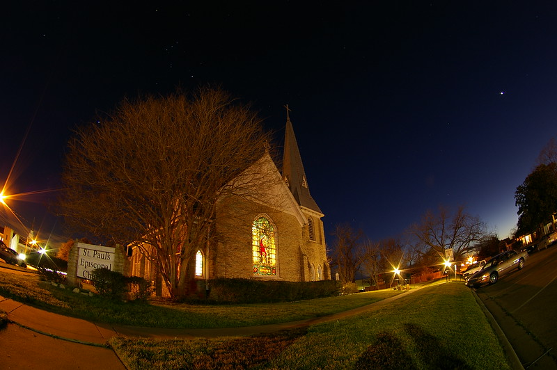 St Pauls Episcopal Church - Navasota, TX