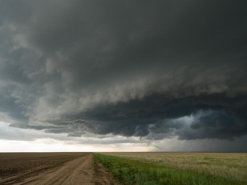 Dodge City Shelf Cloud