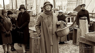 Serpia; Reportage; Filming; The Danish Girl; Nyhavn;