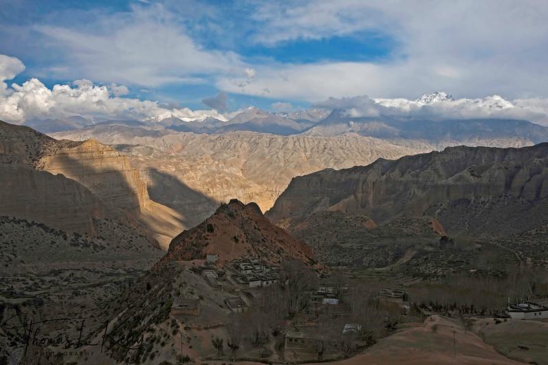 Samar. Mustang, Nepal.