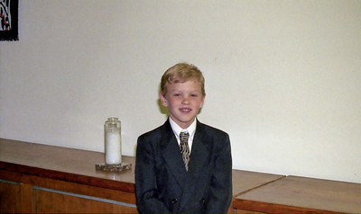 Wyatt's First Communion
