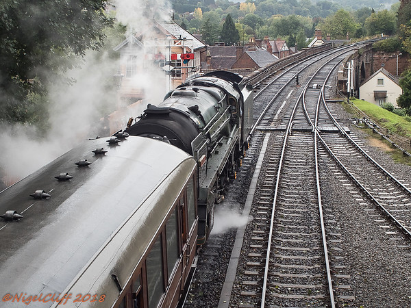 SVR Autumn Gala Bewdley  23.09.2018