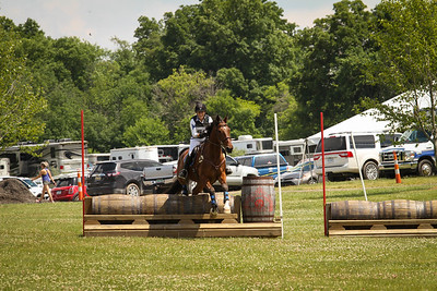 Novice Open 1 XC-Cobblestone HT I 2020