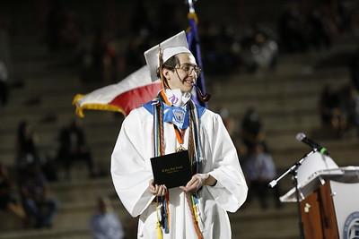 2020 El Paso High School Graduation