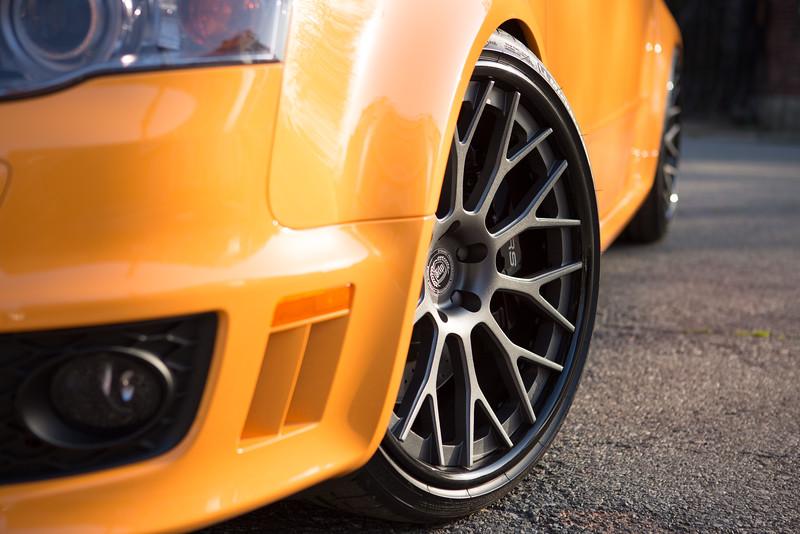 2008 Papaya RS4 w/DPE