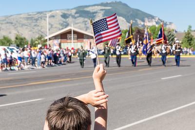 2017-07-04 Stampede Parade