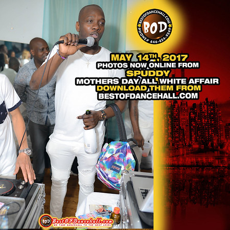 5-14-2017-BRONX-Spuddy Annual Mothers Day All White Affair 2017
