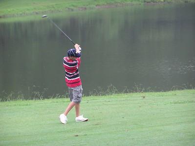 2005 Aug 24 - Eric, Brennan & LJ's Golf Outing