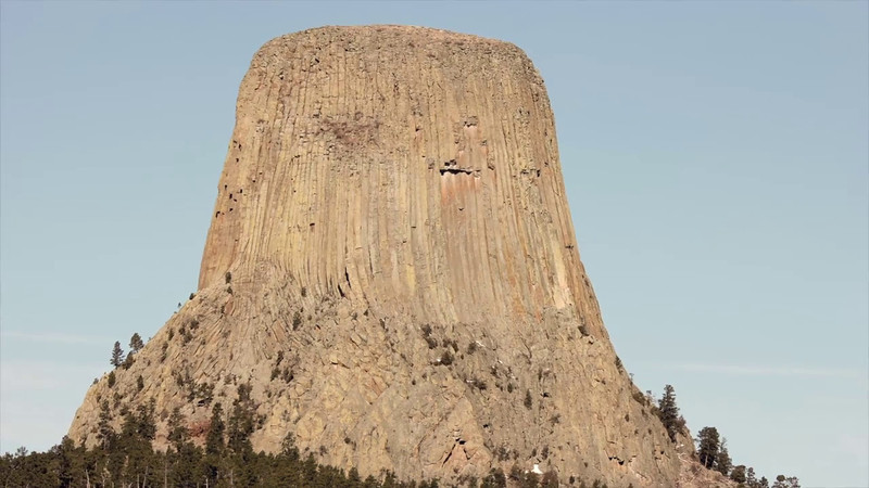 Devils Tower 3-11-12