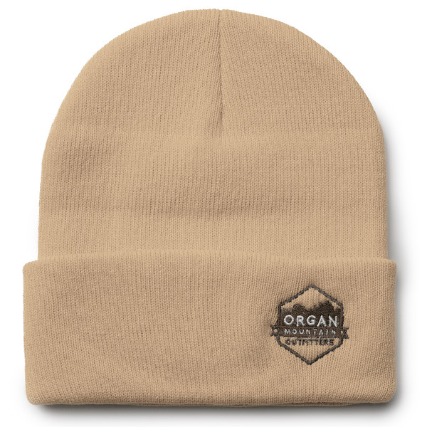 Outdoor Apparel - Organ Mountain Outfitters - Hat - 12 Inch Knit Beanie - Camel.jpg