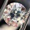 3.06ct Old European Cut Diamond GIA M VS2 11