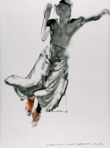 Study for Red Socks (1990)