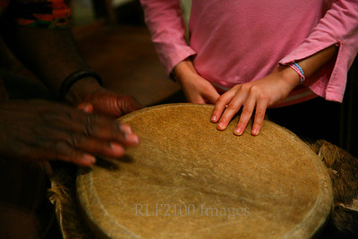03 African Drum Circle