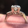 .69ct Transitional Cut Diamond Solitaire 5