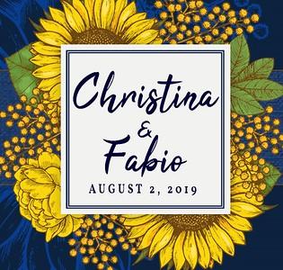 Christina & Fabio's Wedding!