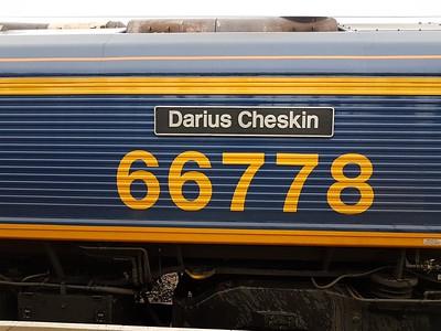 Peterborough Station   27/12/17