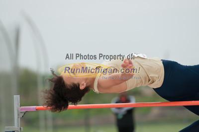 MAC Champ - Women's High Jump
