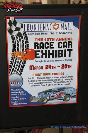 Kingston Mall Car Show Mar 26/11