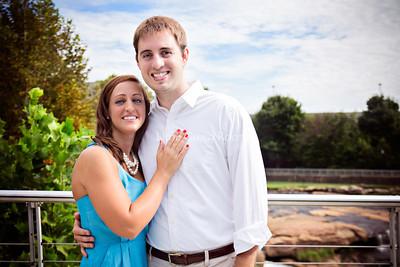 Julia + Jesse {Engaged}