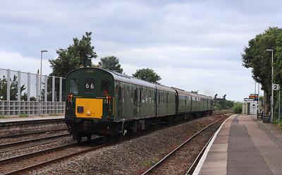 Electro-Diesel Class 202