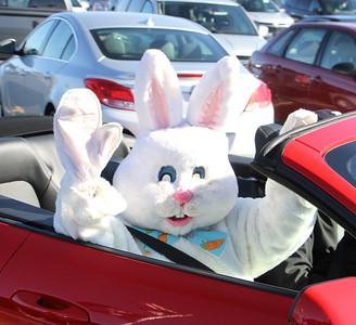Huron Valley Chamber Easter Egg Hunt 2017
