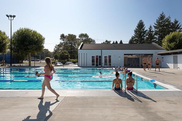 Centennial Outdoor Pool