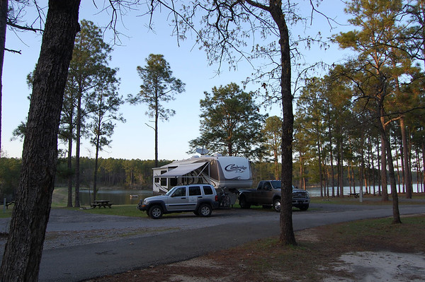 Bear Lake Recreation Area, Blackwater River State Forest