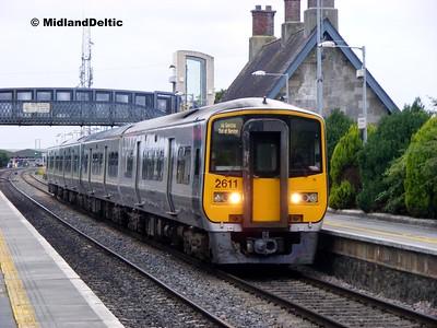 Portlaoise (Rail) 01-08-2015