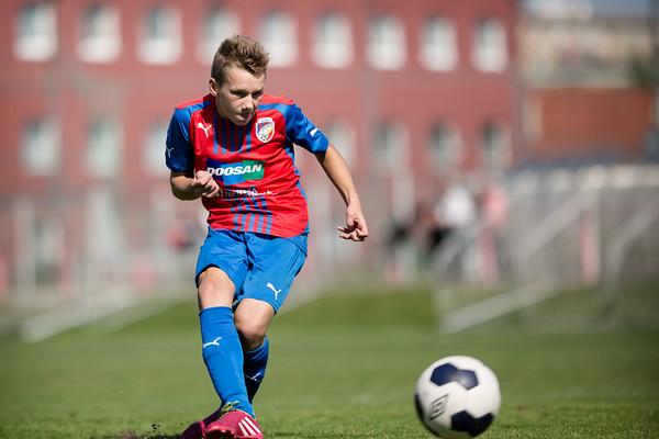 U14: Slavia - Plzeň 1:1