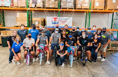 2020 Az Helping Hands Volunteer sat