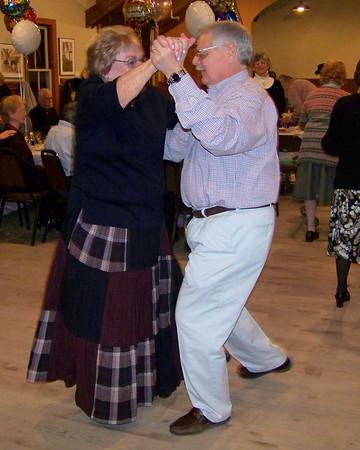 Nanny's Dance Party
