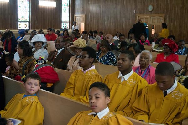 Communion Service, May-2014
